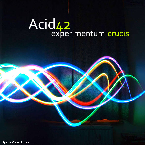 Acid42 - Experimentum Crucis album cover