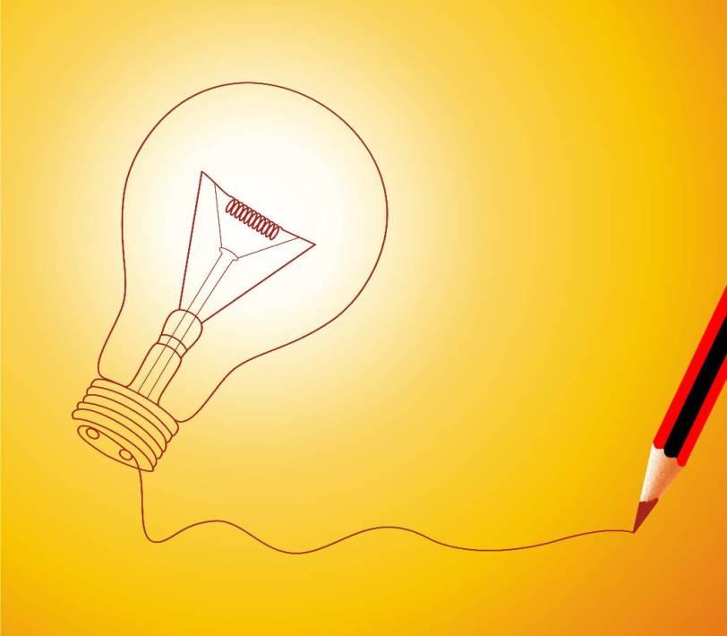 Ideas and lightbulbs